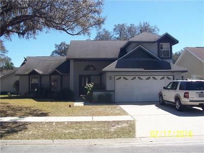 Valrico Single Family Home For Sale: 4002 W Quail Briar Drive