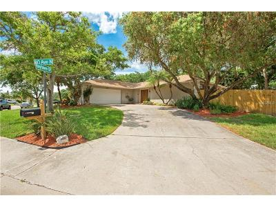 Single Family Home For Sale: 8021 Bayhaven Drive