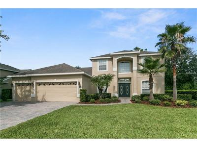 Winter Garden Single Family Home For Sale: 3626 Turningwind Lane