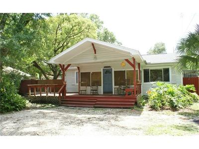 Tampa Single Family Home For Sale: 7710 N Rome Avenue