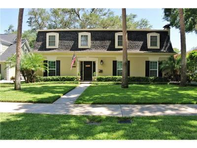 Single Family Home For Sale: 4506 W Beachway Drive