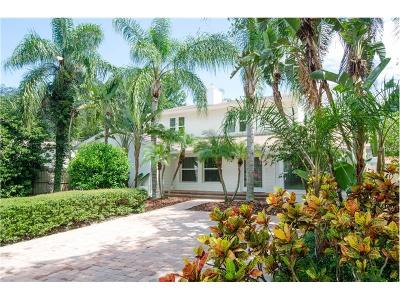 Tampa Single Family Home For Sale: 2916 W Alline Avenue