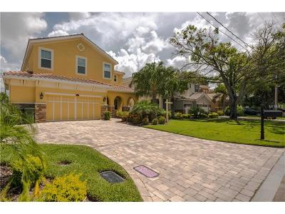Tampa Single Family Home For Sale: 3715 W Watrous Avenue