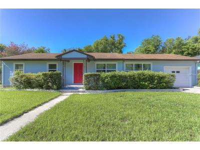 Tampa Single Family Home For Sale: 1307 E Elm Street