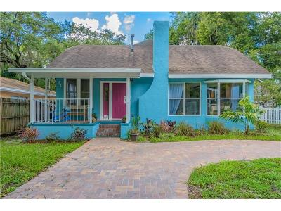 Tampa Single Family Home For Sale: 1403 E Hanna Avenue