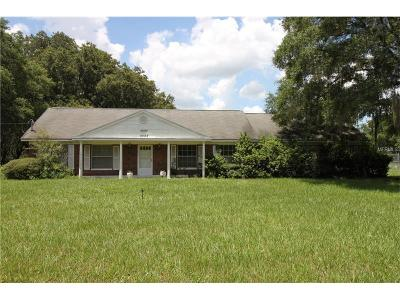 Plant City FL Single Family Home For Sale: $200,000