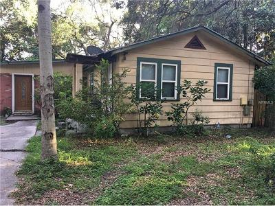 Tampa Single Family Home For Sale: 1509 E 99th Avenue