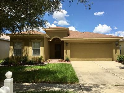 Single Family Home For Sale: 747 Star Pointe Drive