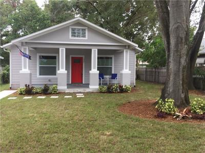 Tampa Single Family Home For Sale: 1005 E Genesee Street
