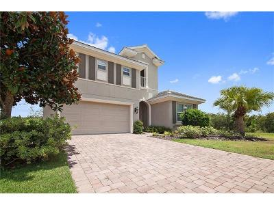 Lakewood Ranch Single Family Home For Sale: 15623 Leven Links Place
