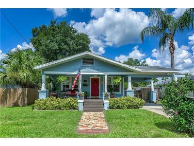 Tampa Single Family Home For Sale: 6606 N Elizabeth Street
