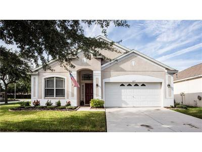 Apollo Beach Single Family Home For Sale: 6655 Cambridge Park Drive
