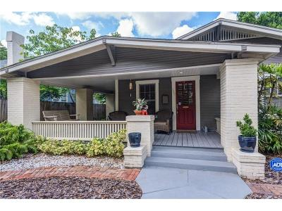 Tampa Single Family Home For Sale: 309 E Hanna Avenue