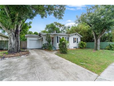 Tampa Single Family Home For Sale: 3503 W Azeele Street
