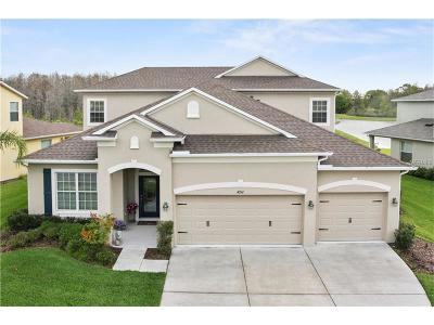 Wesley Chapel Single Family Home For Sale: 4052 Windcrest Drive