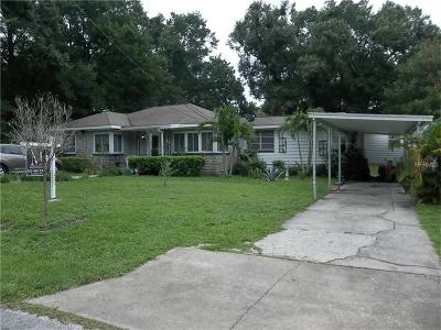 Hillsborough County Single Family Home For Sale: 806 W Alfred Street