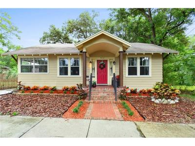 Hillsborough County, Pasco County, Pinellas County Single Family Home For Sale: 912 E Broad Street