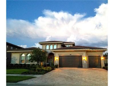 Wesley Chapel Single Family Home For Sale: 3904 Carrara Court
