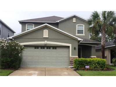 Tuscany Sub, Tuscany Sub At Tampa Palms Single Family Home For Sale: 7871 Tuscany Woods Drive