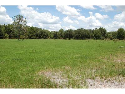 Plant City Residential Lots & Land For Sale: Justin Lane