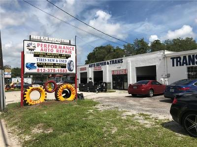 Tampa FL Commercial For Sale: $595,000