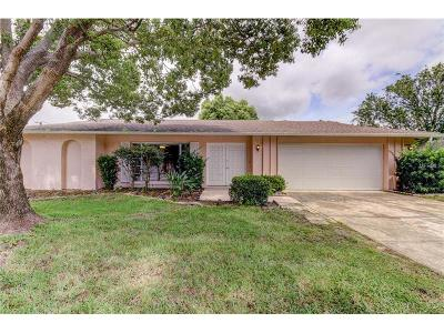 Palm Harbor Single Family Home For Sale: 809 Windward Way