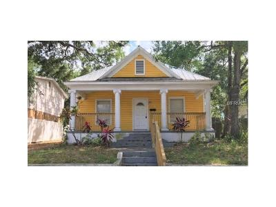 Tampa Single Family Home For Sale: 2326 W Saint Louis Street