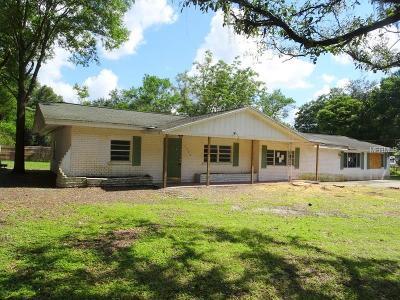 Lutz Single Family Home For Sale: 1320 E 149th Avenue