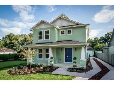 Tampa Single Family Home For Sale: 321 W Crest Avenue