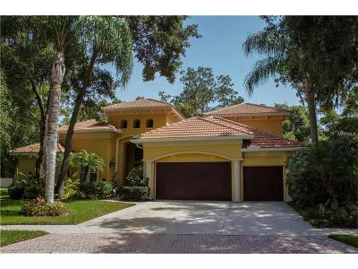 Tampa Single Family Home For Sale: 1941 Floresta View Drive
