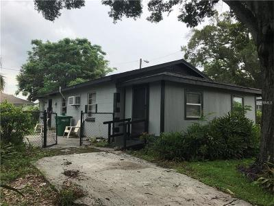 Tampa Single Family Home For Sale: 1909 W Nassau Street