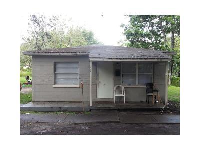 Tampa Single Family Home For Sale: 2704 E 22nd Avenue