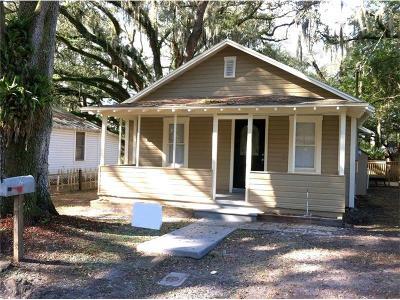 Tampa Single Family Home For Sale: 8010 N Alaska Street