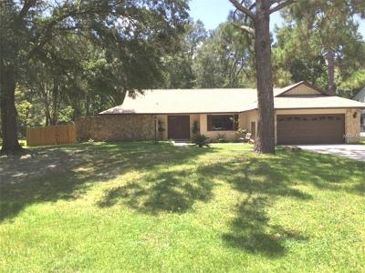Lake Padgett Pines Single Family Home For Sale: 24304 Bobwhite Court