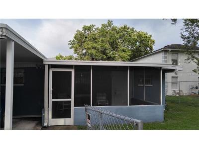 Tampa Single Family Home For Sale: 3403 Temple Street