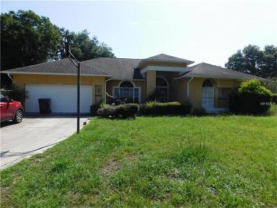 Hernando County, Hillsborough County, Pasco County, Pinellas County Single Family Home For Sale: 3506 Country Creek Lane