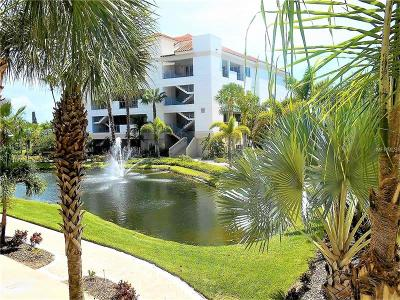Apollo Beach Condo For Sale: 1030 Bellasol Way #201