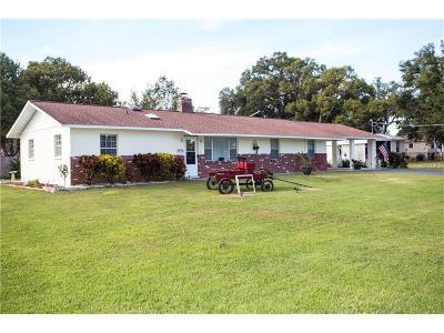 Single Family Home For Sale: 3240 Mott Road