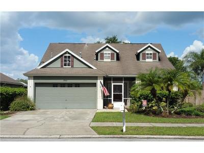 Lutz Single Family Home For Sale: 24411 Crosscut Road