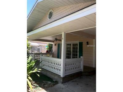Anna Maria Single Family Home For Sale: 115 Palm Avenue