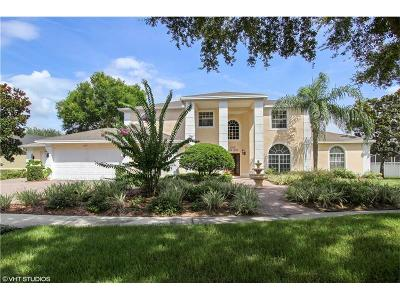 Tampa Single Family Home For Sale: 2819 Safe Harbor Drive