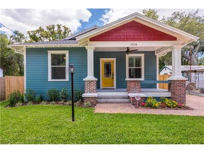 Tampa Single Family Home For Sale: 1103 E Genesee Street