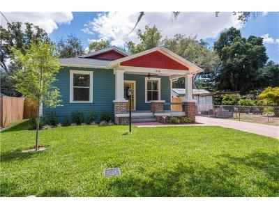 Tampa Single Family Home For Sale: 1105 E Genesee Street