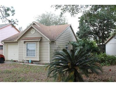Land O Lakes Single Family Home For Sale: 23047 Clearwater Place