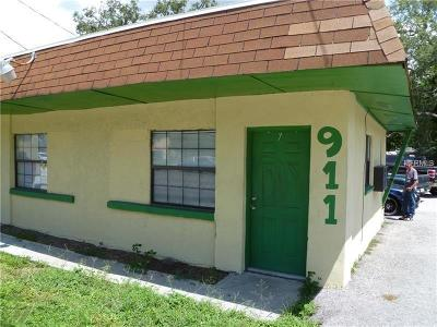 Hernando County, Hillsborough County, Pasco County, Pinellas County Multi Family Home For Sale: 911 W Waters Avenue