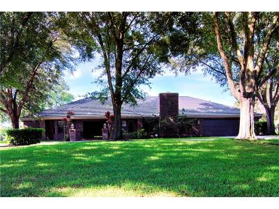 Lutz Single Family Home For Sale: 610 Warren Road