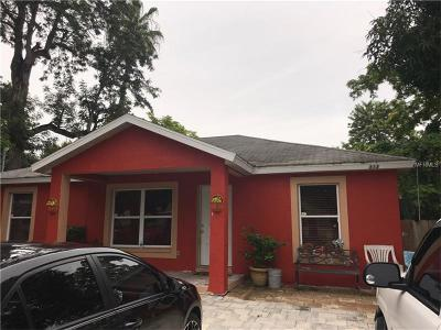 Palmetto Single Family Home For Sale: 313 12th Street W