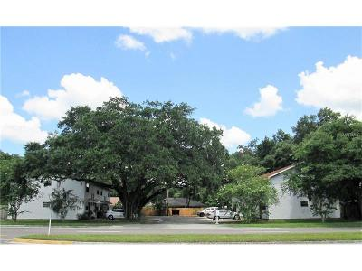 Hernando County, Hillsborough County, Pasco County, Pinellas County Multi Family Home For Sale: 1408 S Collins Street