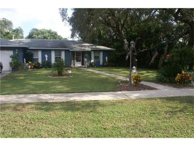 Spring Hill FL Single Family Home For Sale: $198,500