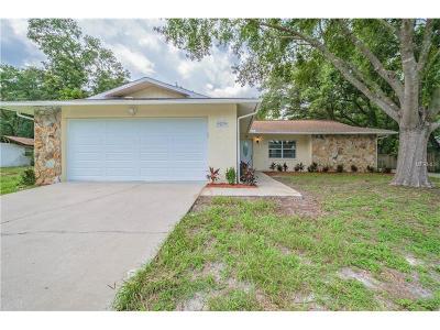 New Port Richey Single Family Home For Sale: 9239 Sacramento Drive